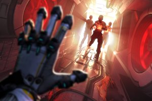 Surviving The Stealth Horror Of The Persistence On PSVR