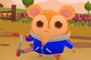 Hamster-Fu Beat 'Em Up Hamsterdam Announced For Switch, Mobile, PC, And PS Vita