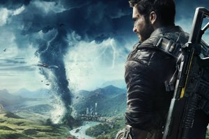Check Out 20 Minutes Of Barmy Just Cause 4 Gameplay From Gamescom