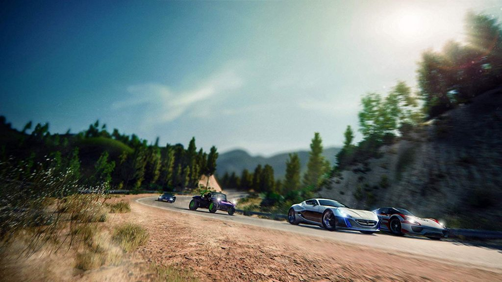 Amazon turned its 'The Grand Tour' TV series into a racing game