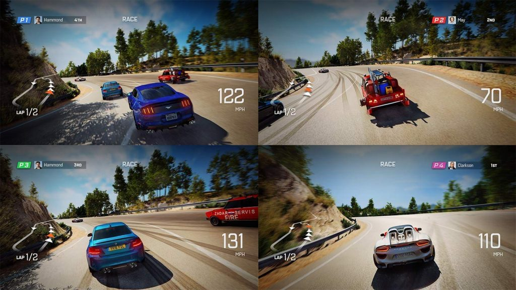 Gamescom 2018: Join Clarkson, Hammond, and May in The Grand Tour Game