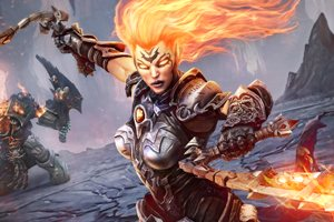 The Apocalypse Is 11 Days Away In Darksiders III's New Trailer