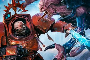 Space Hulk: Tactics' Genestealers Want To Steal Your Genes