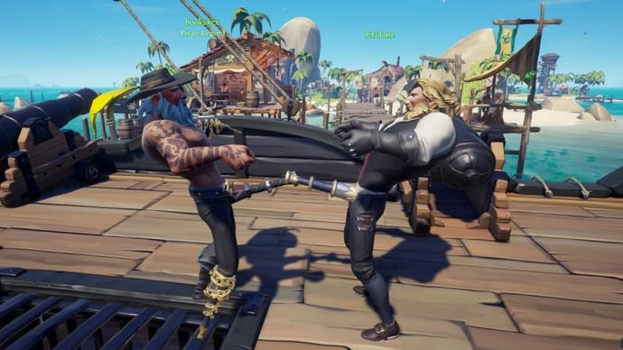 The Next Sea Of Thieves Update Will Remove Spyglass Ding-Dongs