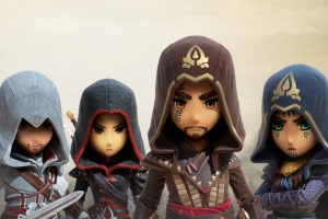Assassin's Creed Rebellion Announced For Mobile Devices