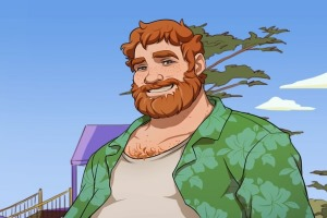 Dream Daddy Is Heading To PlayStation 4