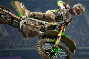 PlayStation 4: Monster Energy Supercross 2 Gives A Glimpse Of Dirt Bike Action In The New Trailer