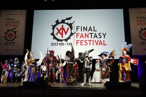 Final Fantasy XIV's Fan Festival Is A Vibrant Celebration Of The Game's Community