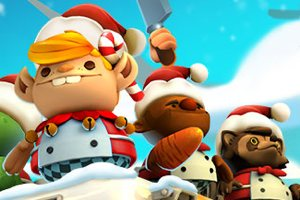 Pull Kevin's Cracker In A Free Christmas Overcooked 2 Update, Out Now