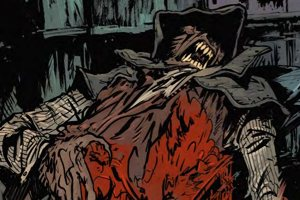 The Pull List – Bloodborne #8 Comic Review