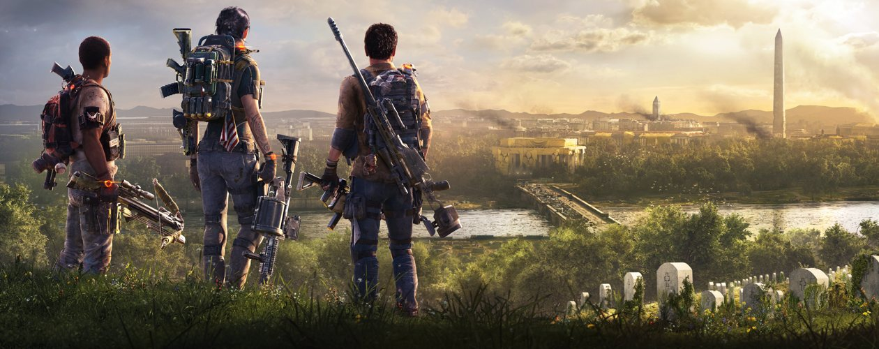 Here comes the Gunner! Read the The Division 2 Title Update 4 patch