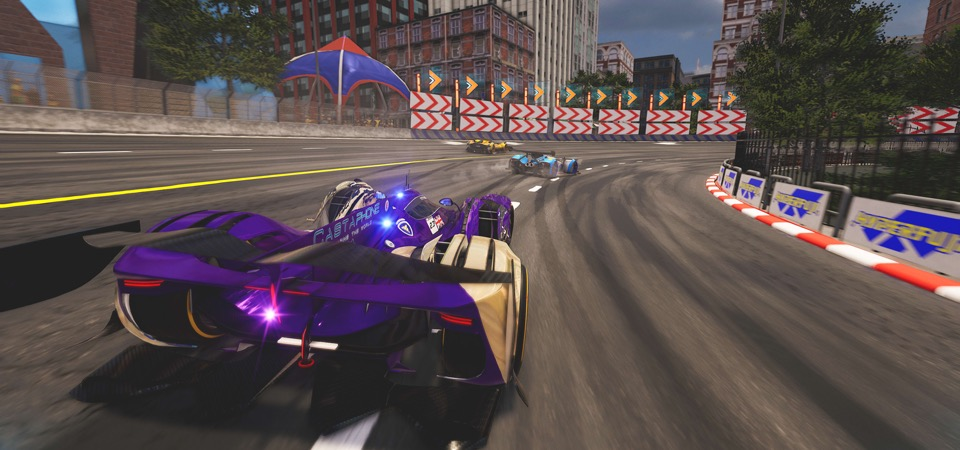 Xenon Racer Review – TheSixthAxis