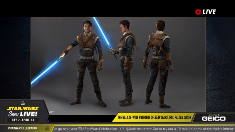 Star Wars Jedi Fallen Order Has Been Revealed Here S Everything We Know So Far Thesixthaxis