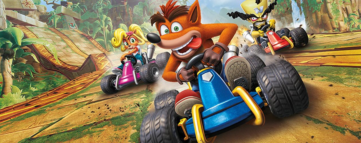 Crash Team Racing: Nitro-Fueled is updating the game's single player adventure mode