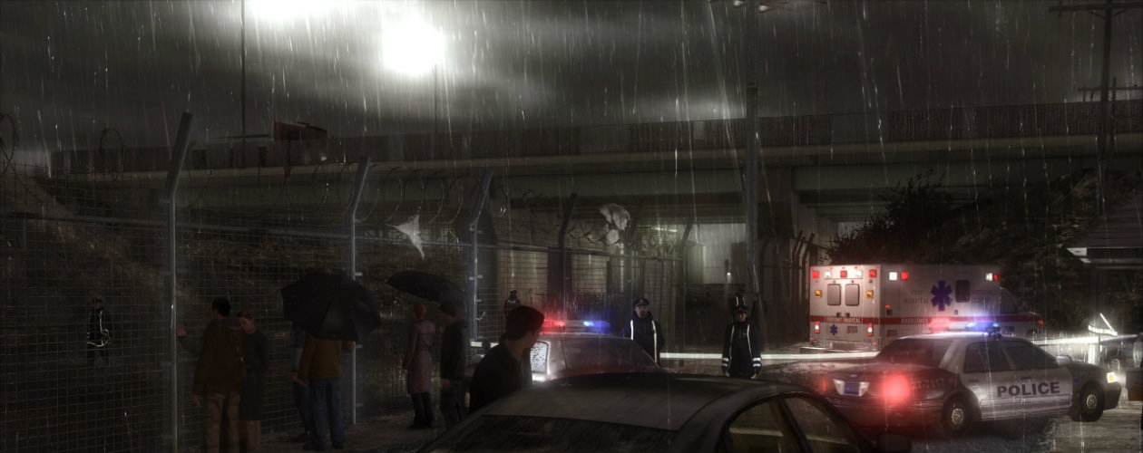 Heavy Rain's PC demo will be available May 24th through Epic Games Store
