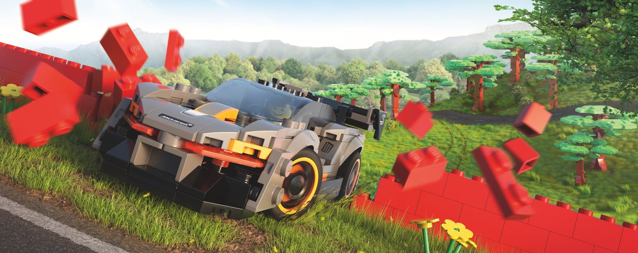 Everything is awesome about Forza Horzion 4 LEGO Speed Champions
