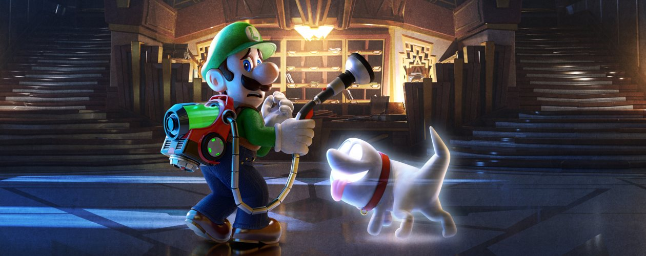 Luigi's Mansion 3 teaches an old plumber new tricks
