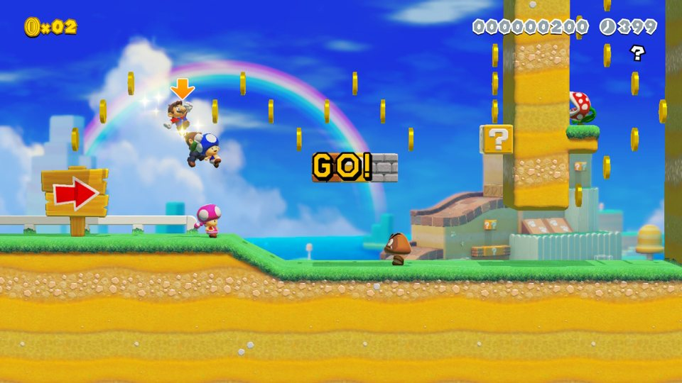 Super Mario Maker 2 – how to play online multiplayer & local