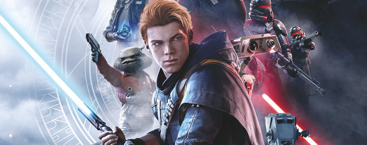 Watch 25 minutes of Star Wars Jedi: Fallen Order gameplay from E3