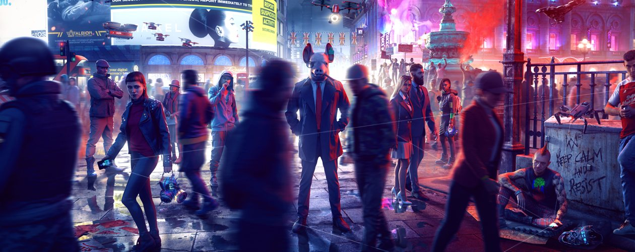 Ubisoft discuss Brexit in an interview that takes place from within Watch Dogs Legion
