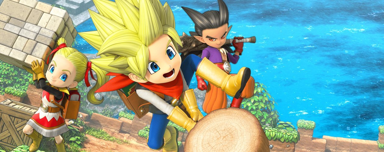 Dragon Quest Builders 2 Pc Review Thesixthaxis