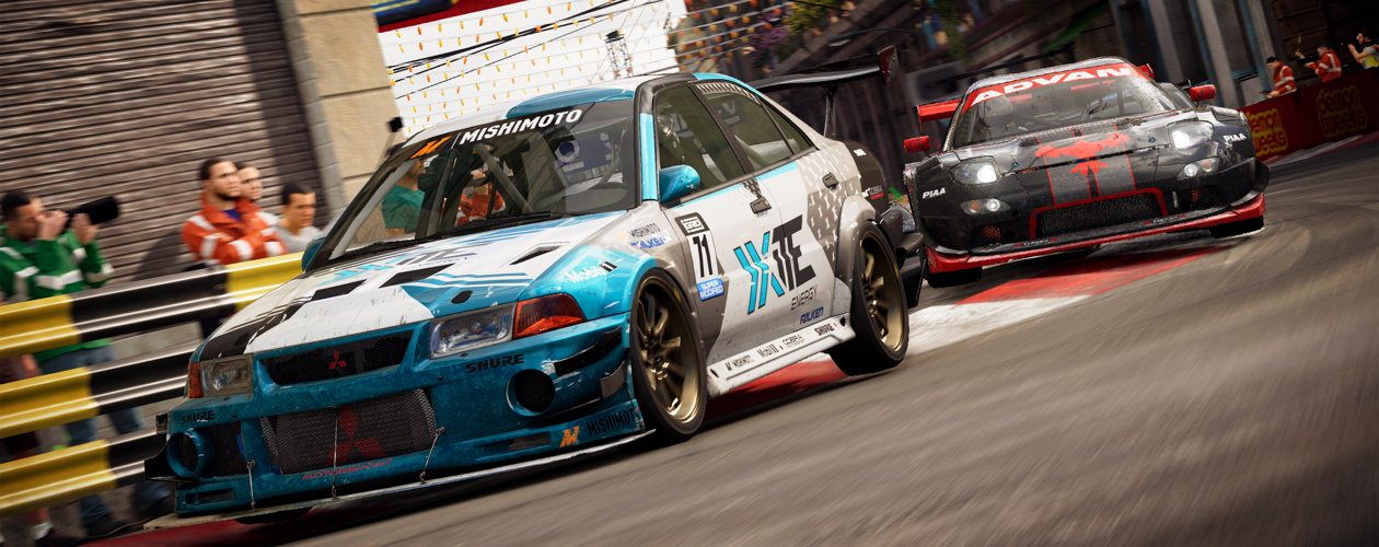 GRID Preview – how Codemasters are recapturing the magic of Race Driver: GRID