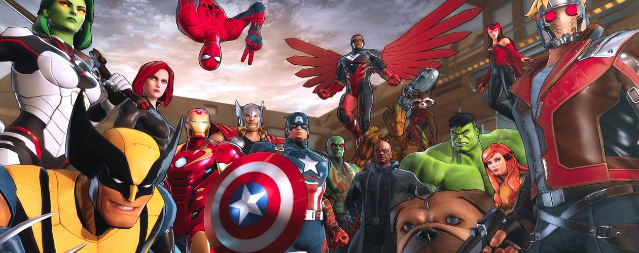 Marvel Ultimate Alliance 3's DLC Season Pass includes X-Men, Fantastic Four & the Marvel Knights