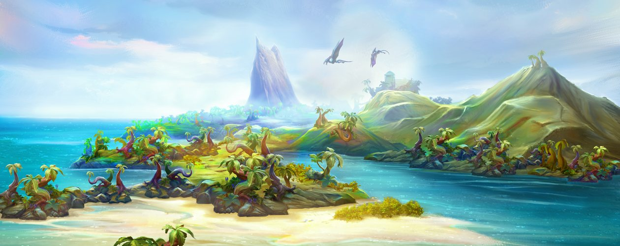 RuneScape's dinosaur-filled The Land Out of Time expansion