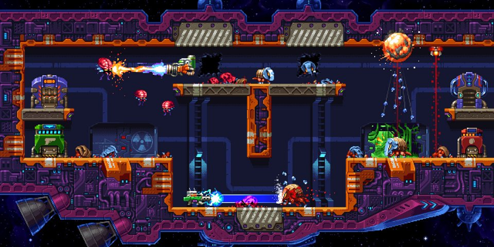 Super Mutant Alien Assault Review – TheSixthAxis