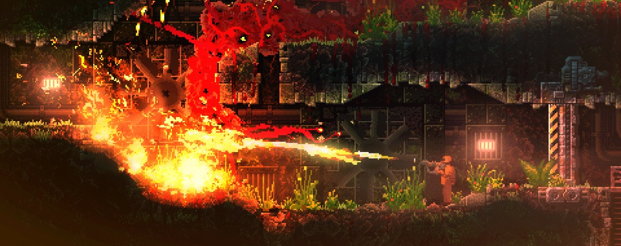 Reverse horror game Carrion arrives on PC, Switch & Xbox One later this month