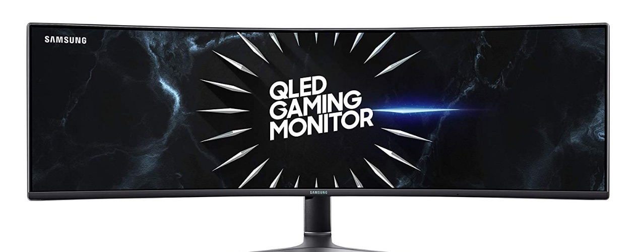 Samsung CRG9 49″ Super Ultra-Wide Monitor Review