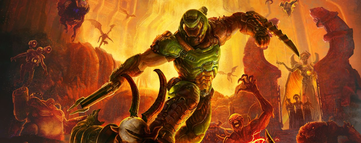 Id Software To Remove Doom Eternal S Controversial Denuvo Anti