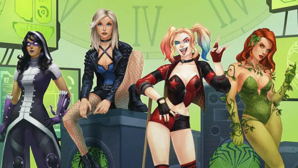 DC Universe Online to release 'Birds of Prey' Episode