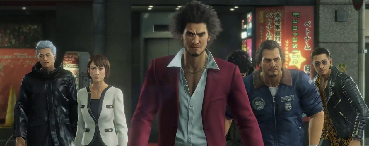 Yakuza Like A Dragon 14 Minutes Of Rpg Gameplay From Its
