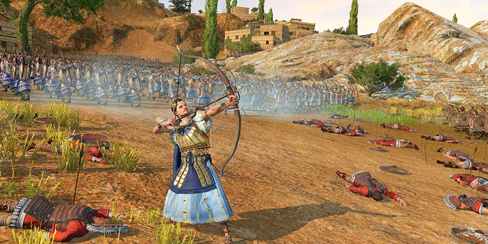 A Total War Saga: Troy Out Now