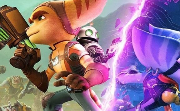 Ratchet & Clank: rift Apart PS5 download file size 500